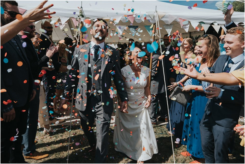 fun confetti shot