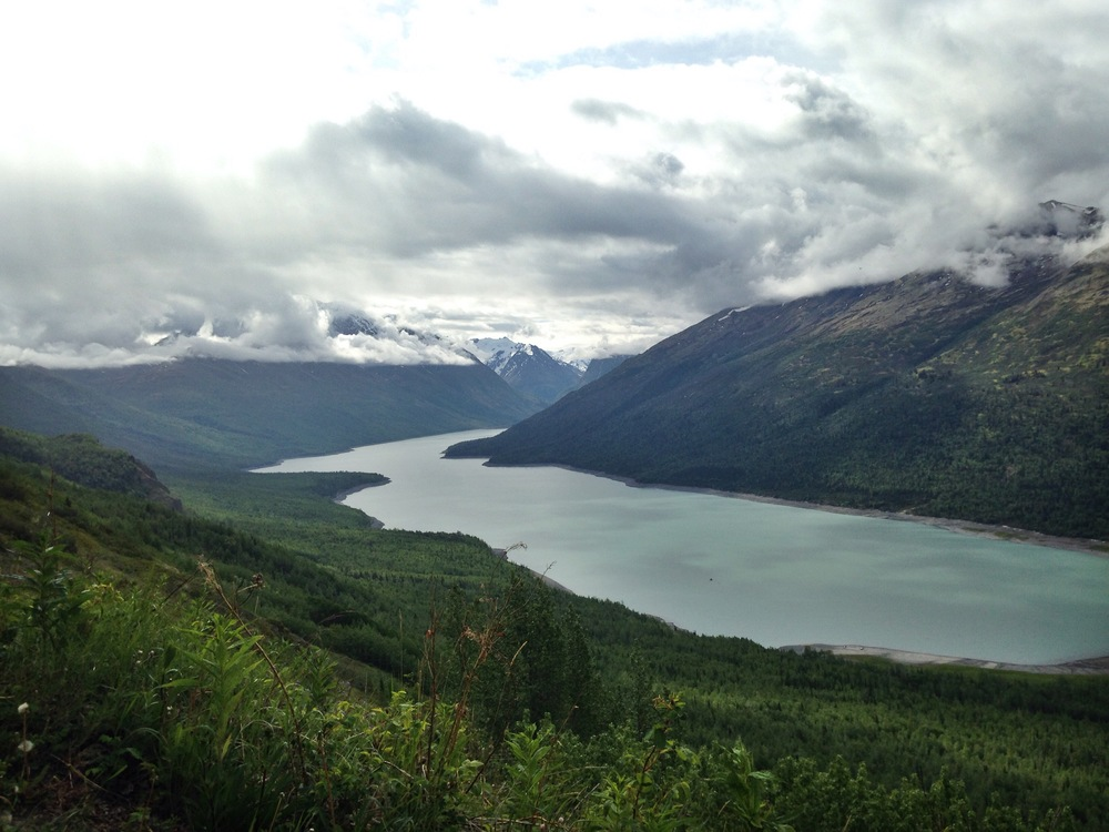 Eklutna Lake - Twin Peaks Trail