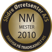 NM i Rakfisk - Slidre Ørretsenter