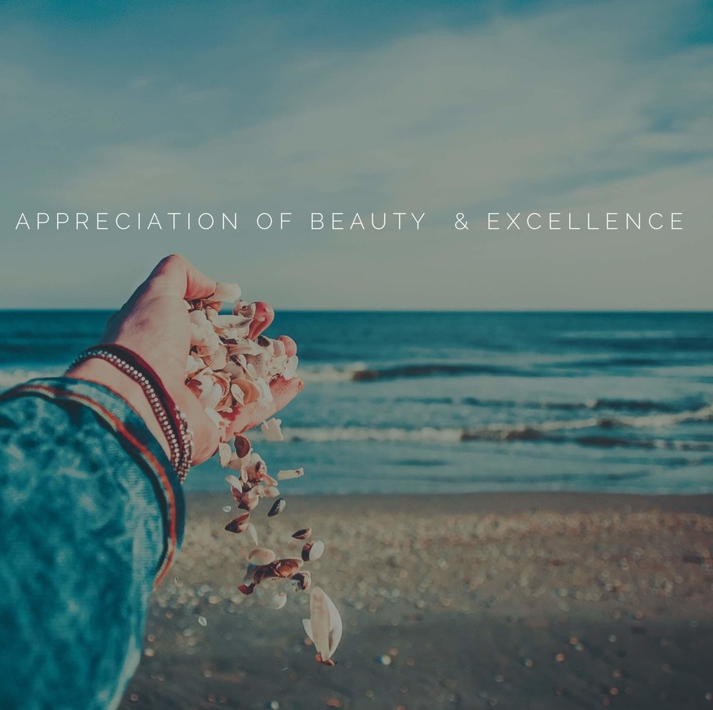 Appreciation of Beauty and Excellence | Strength | Signature Transcendence