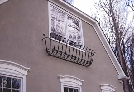 Window BoxesCustom Made Wrought Iron, Ornamental Window Boxes. Designed To  Spec. Need More Information Or A Quote? Contact Us | View Gallery