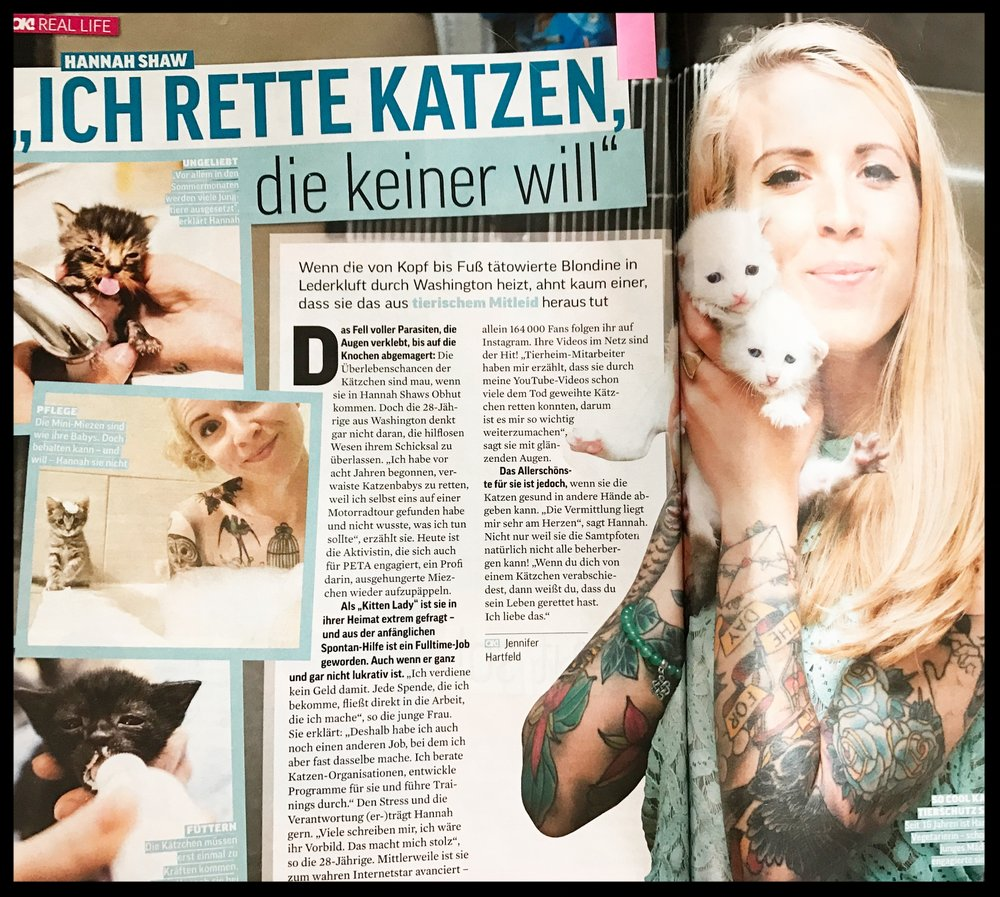 OK! Magazine, Germany