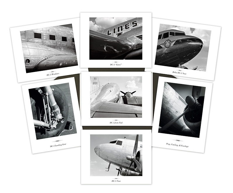 DC-3 Folio Prints