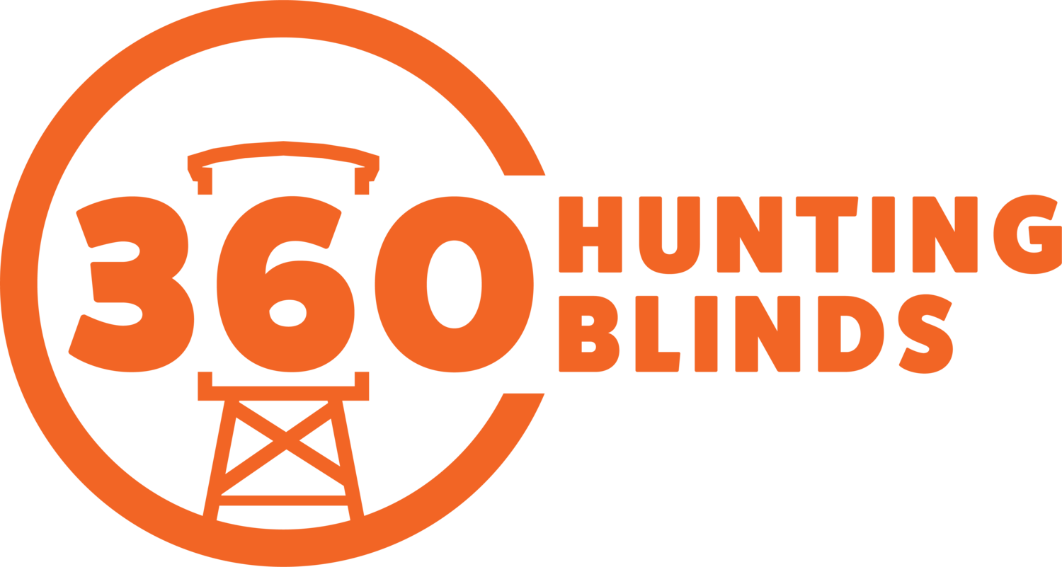 360 Series Hunting Blind