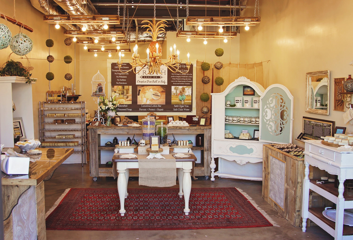 Finding Truth in a Bath and Body Shop in Downtown Pensacola — Truth ...