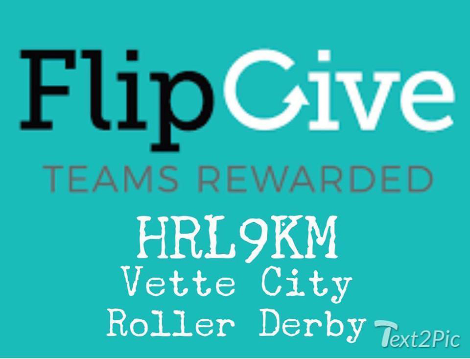 Join our  FlipGive  team today! Use the code above and start shopping all your favorite brands and retailers.