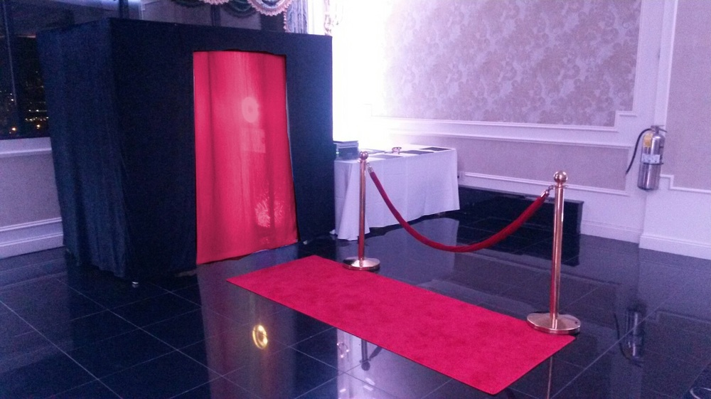 Booth Red Curtain.jpg