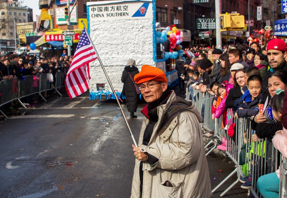 Chinese New Years, New York City