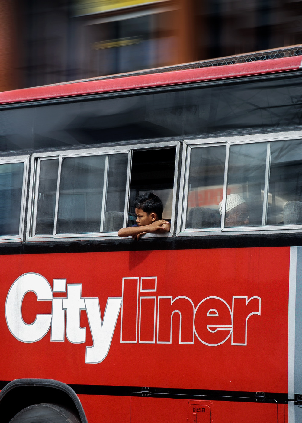 City Liner Bus, Thailand