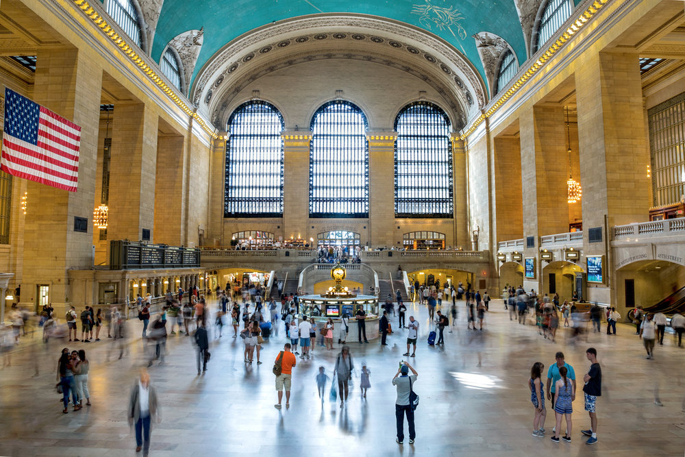 Grand Central, New York City