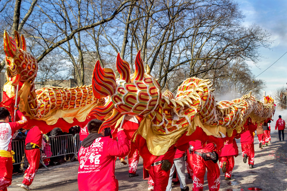 Chinese New Years, New York City