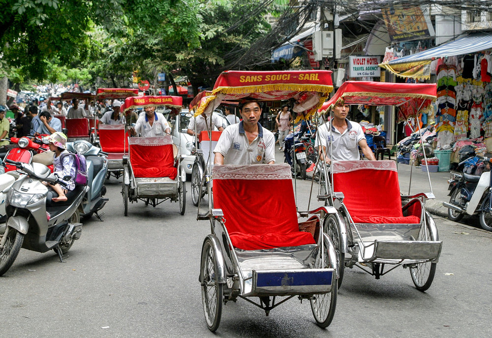 Tuk Tuk, Bangkok Thailand