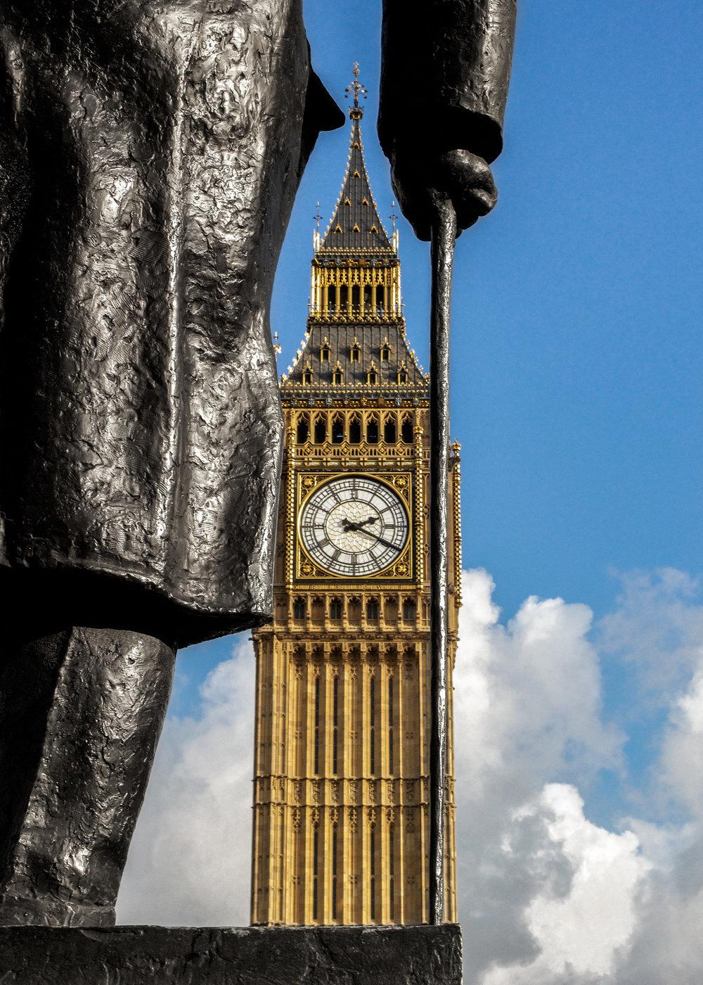 Big Ben Westminster Square, London