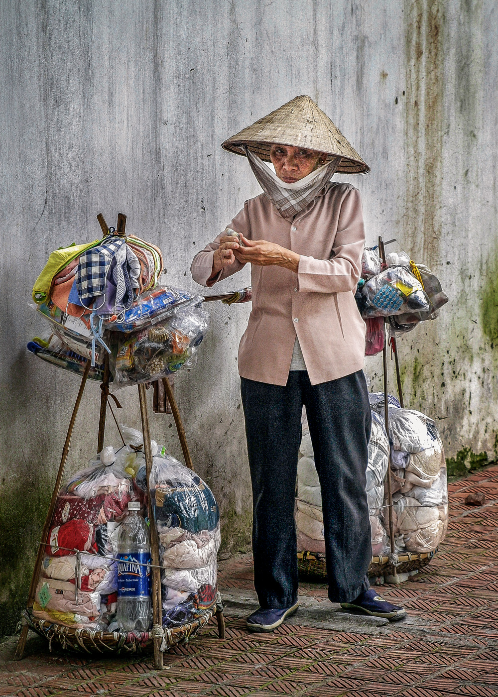 Bangkok Lady, Thailand