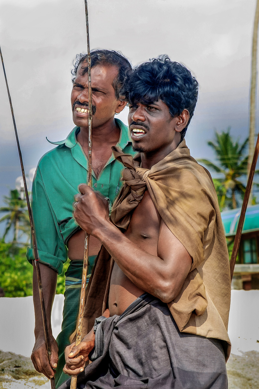 Fisherman, Sri Lanka