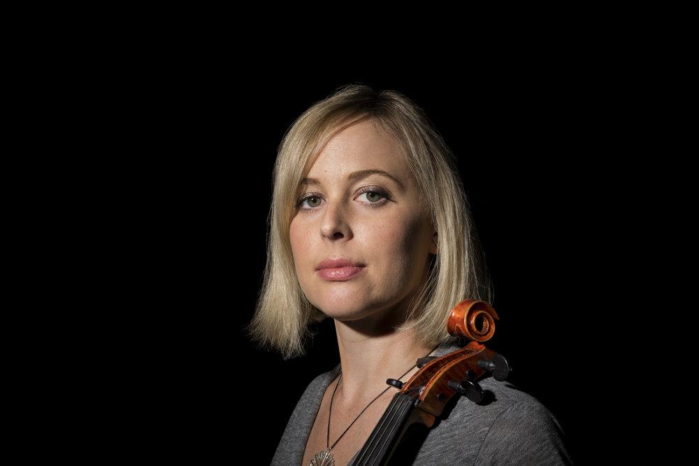 Viola Player, Laura Sacks
