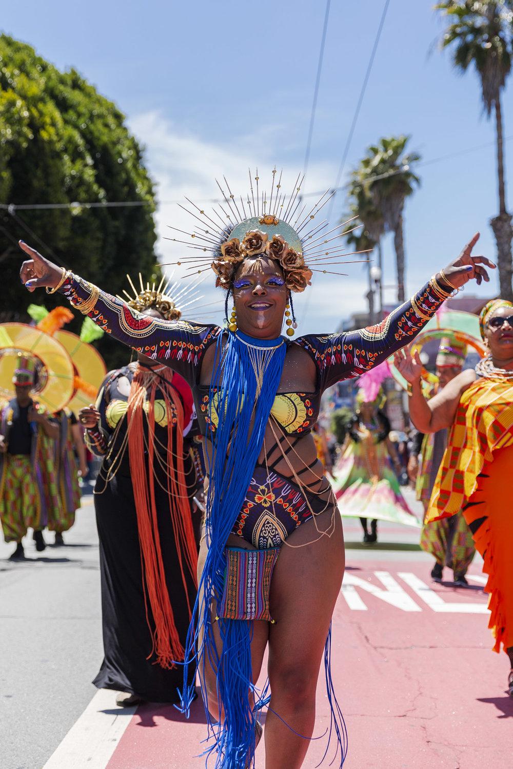 Carnival San Francisco, California