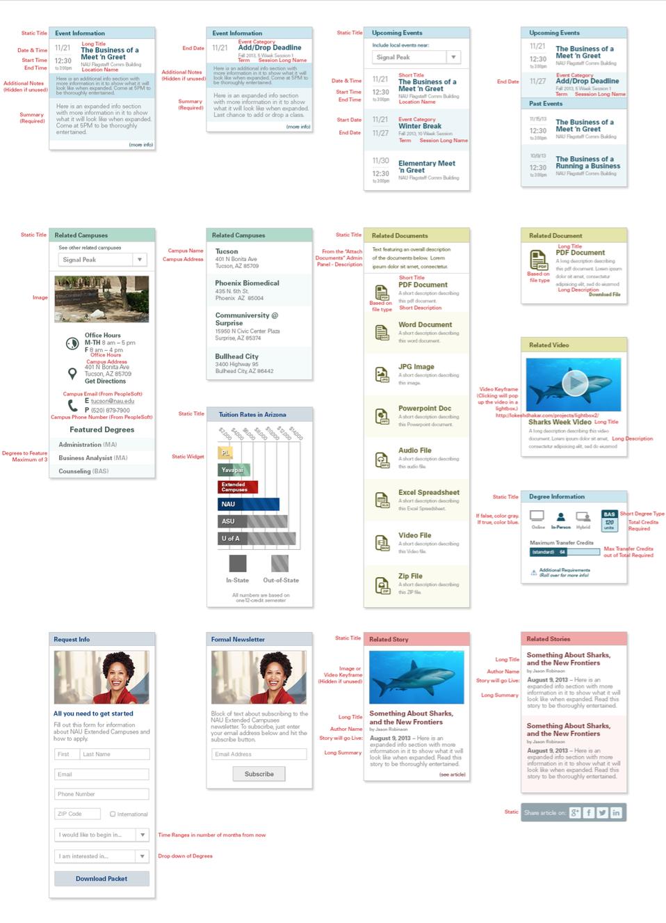 Widget Overview