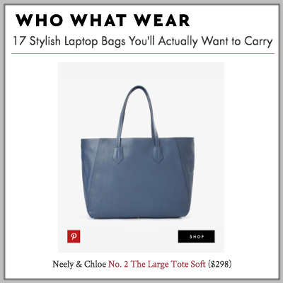 70d076764 Who What Wear: Neely & Chloe — The Lead PR