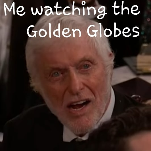 No new Episode because instead of editing I was watching the #GoldenGlobes.