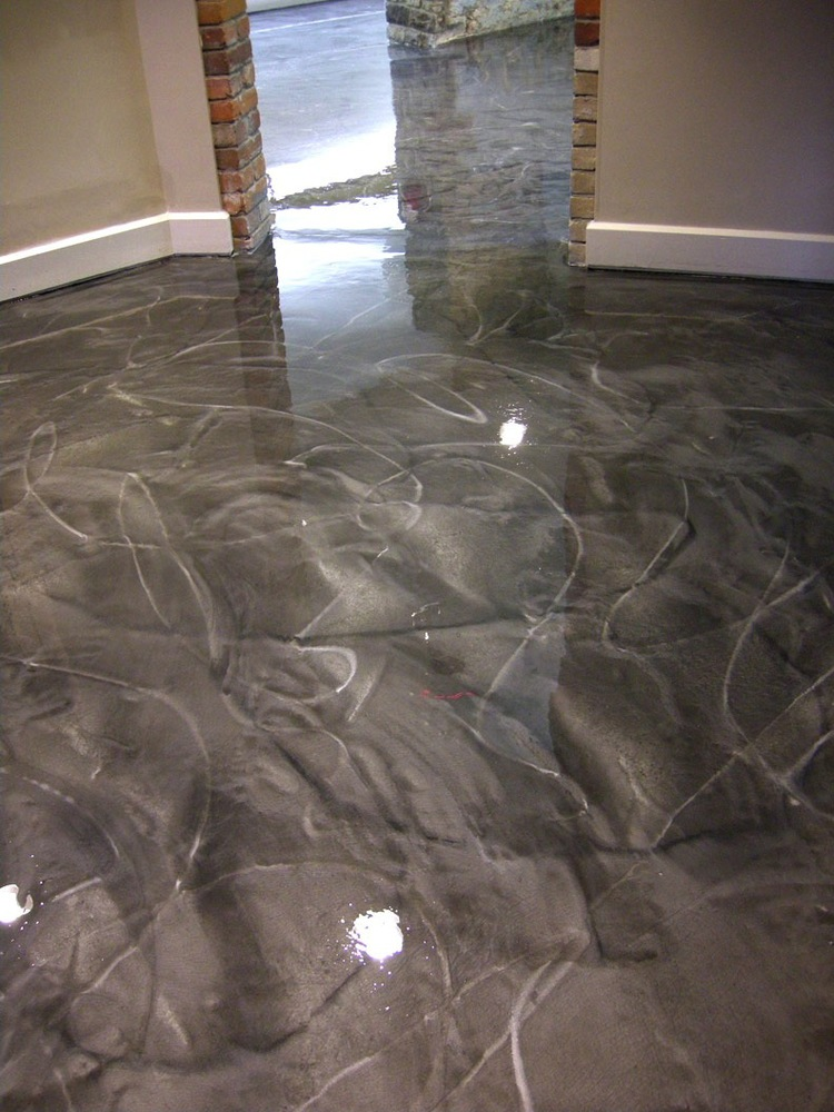 Work Jade Epoxy Flooring Company