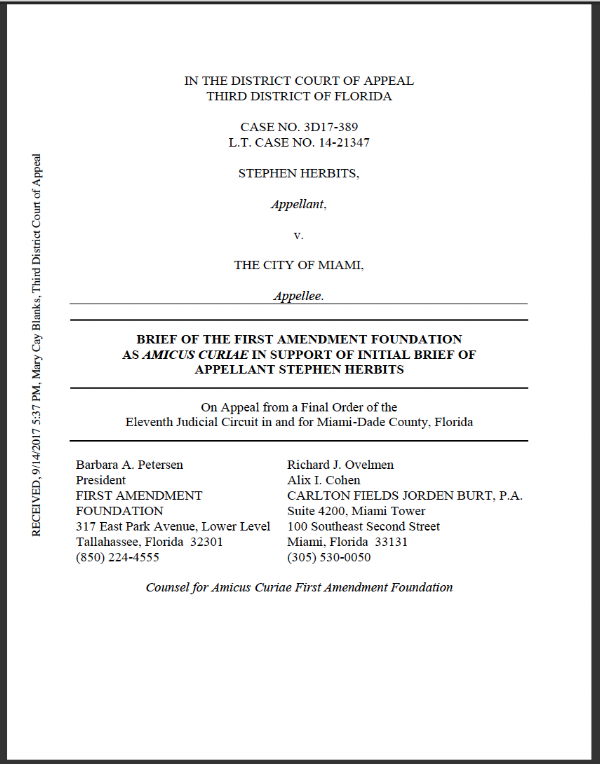 AppellandvsTheCityofMiami-AmicusCuriae Brief-Case-3D17-389.png
