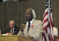 Marvin E. Gilmore, Jr. receives Legion of Medal Honor