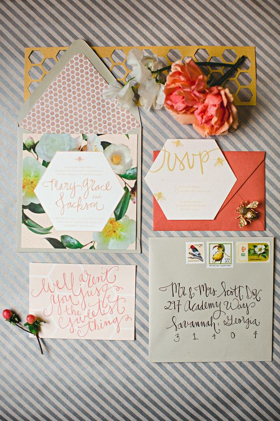 Invite Suite 6 - Honeycomb + Bright Florals.jpg