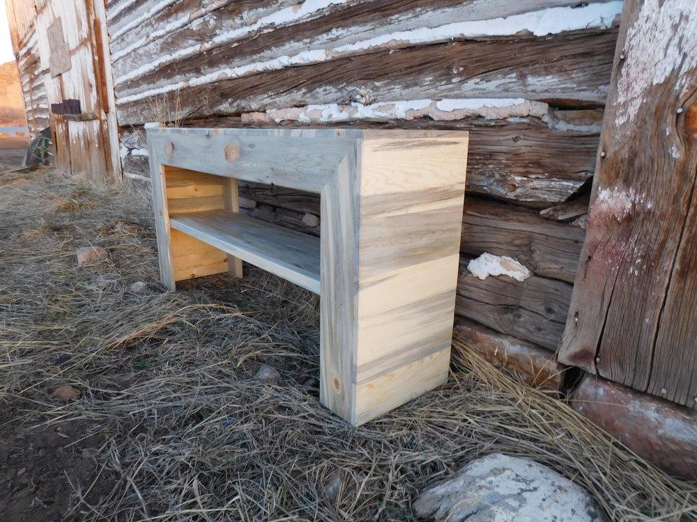 Beetle kill pine classic buffet - $725