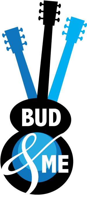 Bud & Me Logo