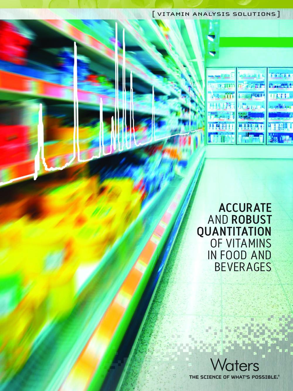 Vitamin Analysis Solutions Brochure