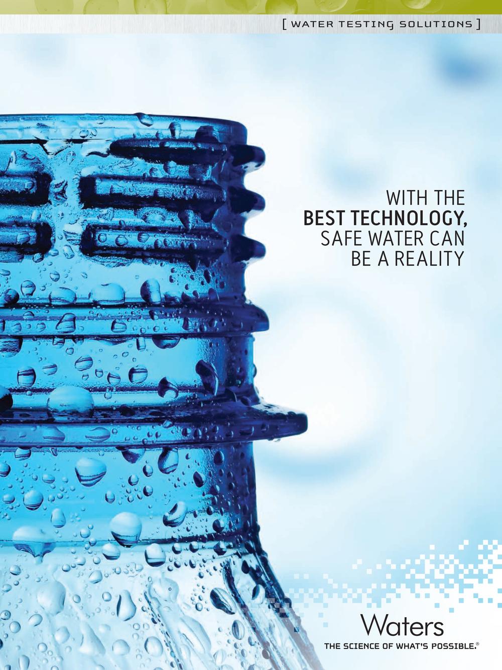 Water Testing Solutions Brochure