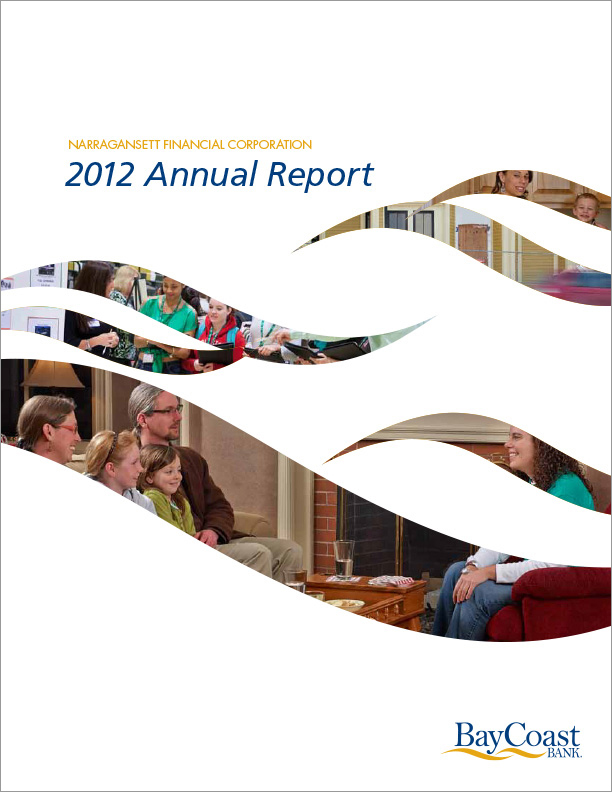BayCoast Bank 2012 Annual Report