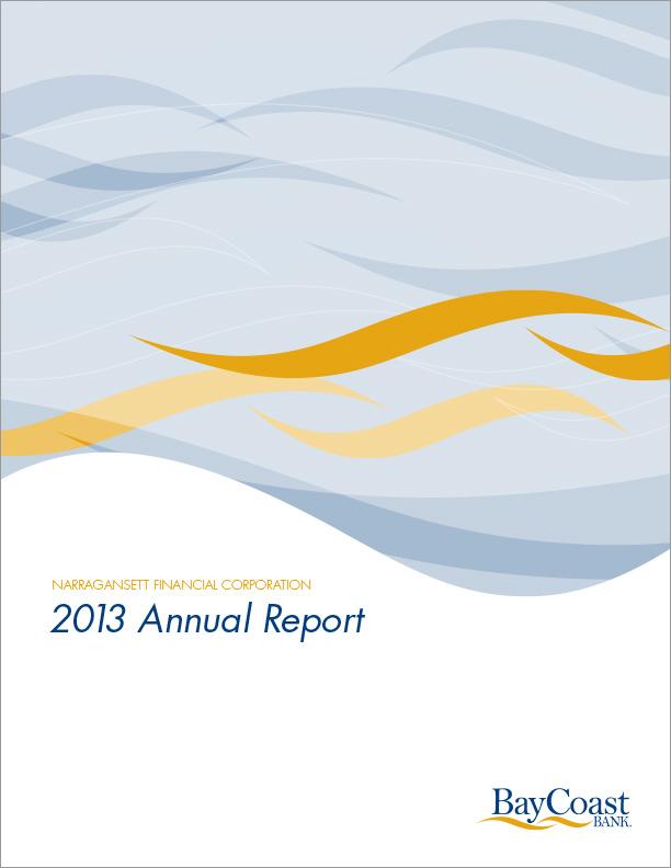 BayCoast Bank 2013 Annual Report