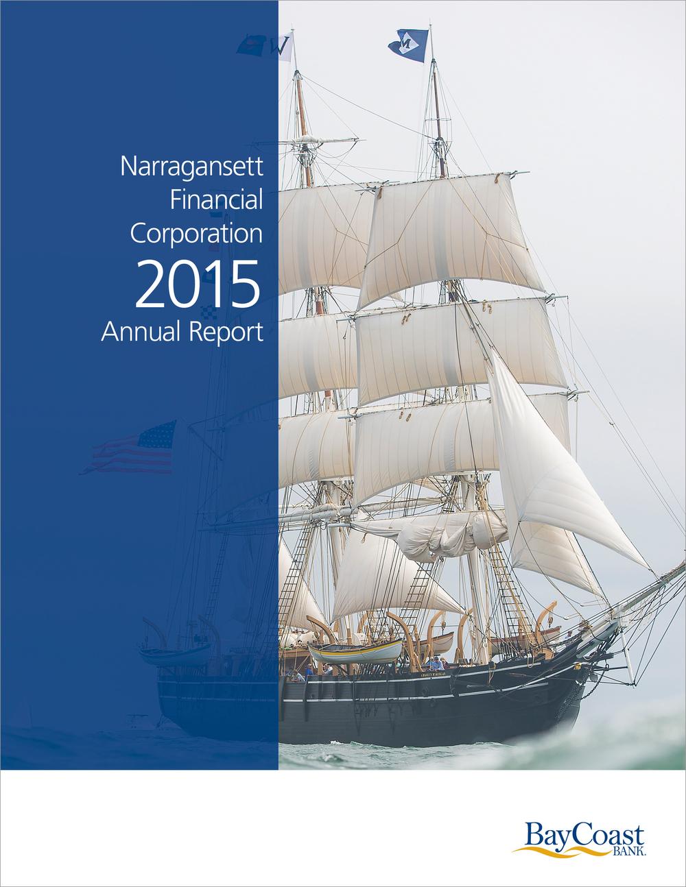 BayCoast Bank 2015 Annual Report