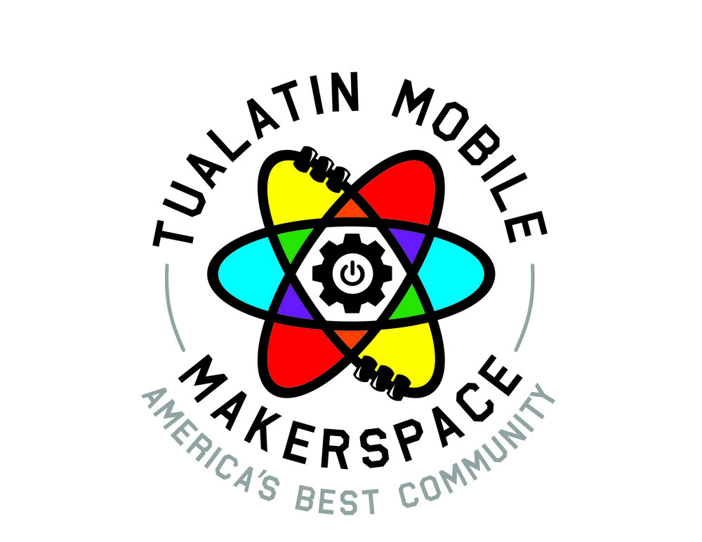 Tualatin Mobile Makerspace Logo