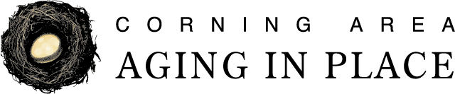Corning Area Aging in Place Logo