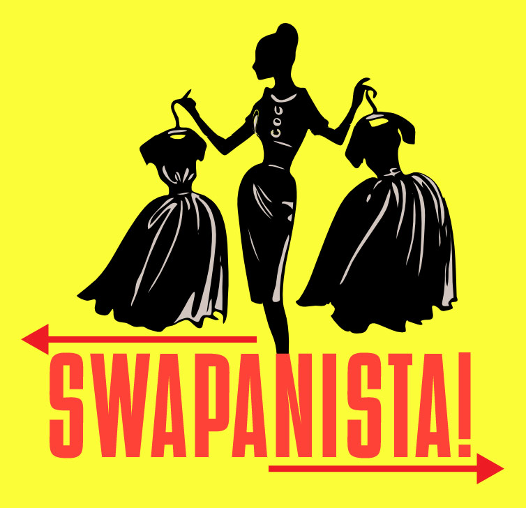 Swapanista! Logo
