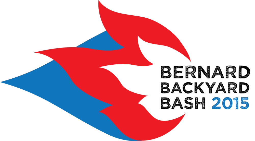 Bernard Backyard Bash 2015 Logo