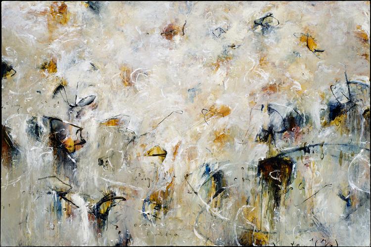 """2006 - Torus Glissettes 06 - 48"""" X 72"""""""