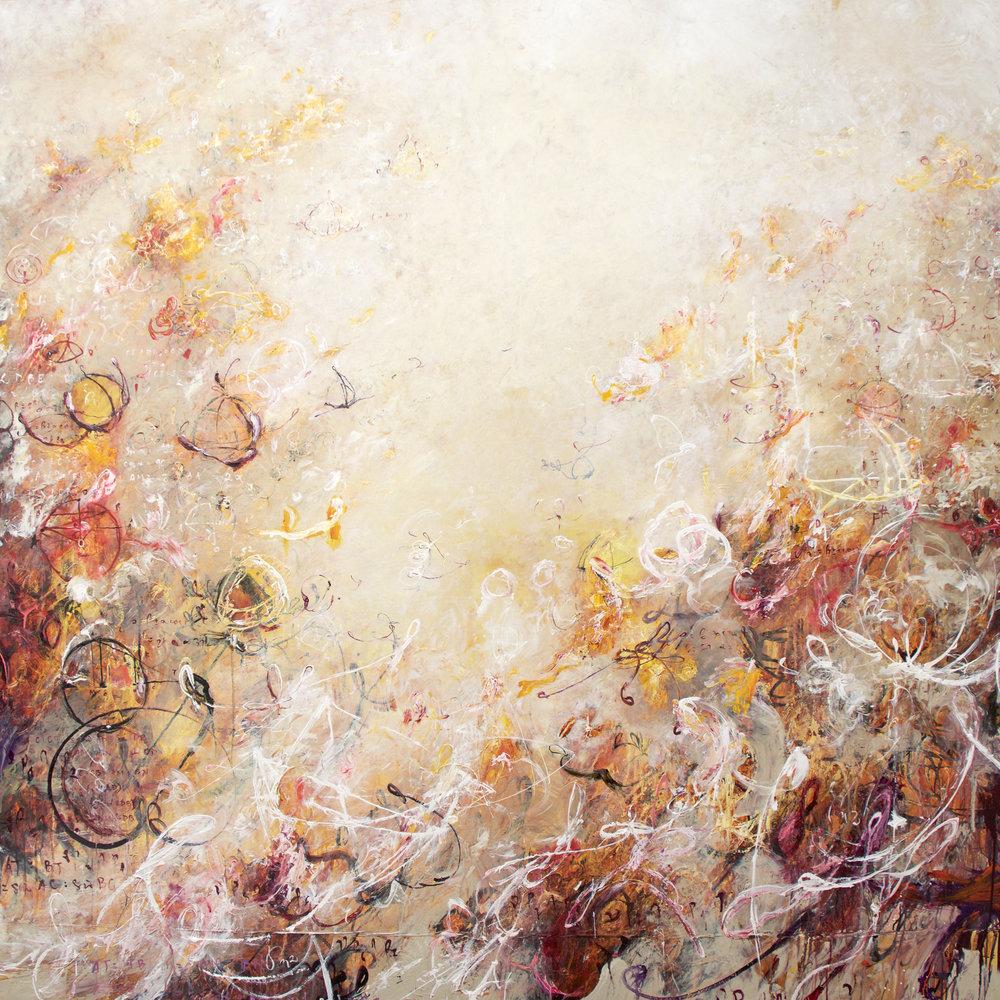 "2018, Breath of Menelaus, 72 x 72"""