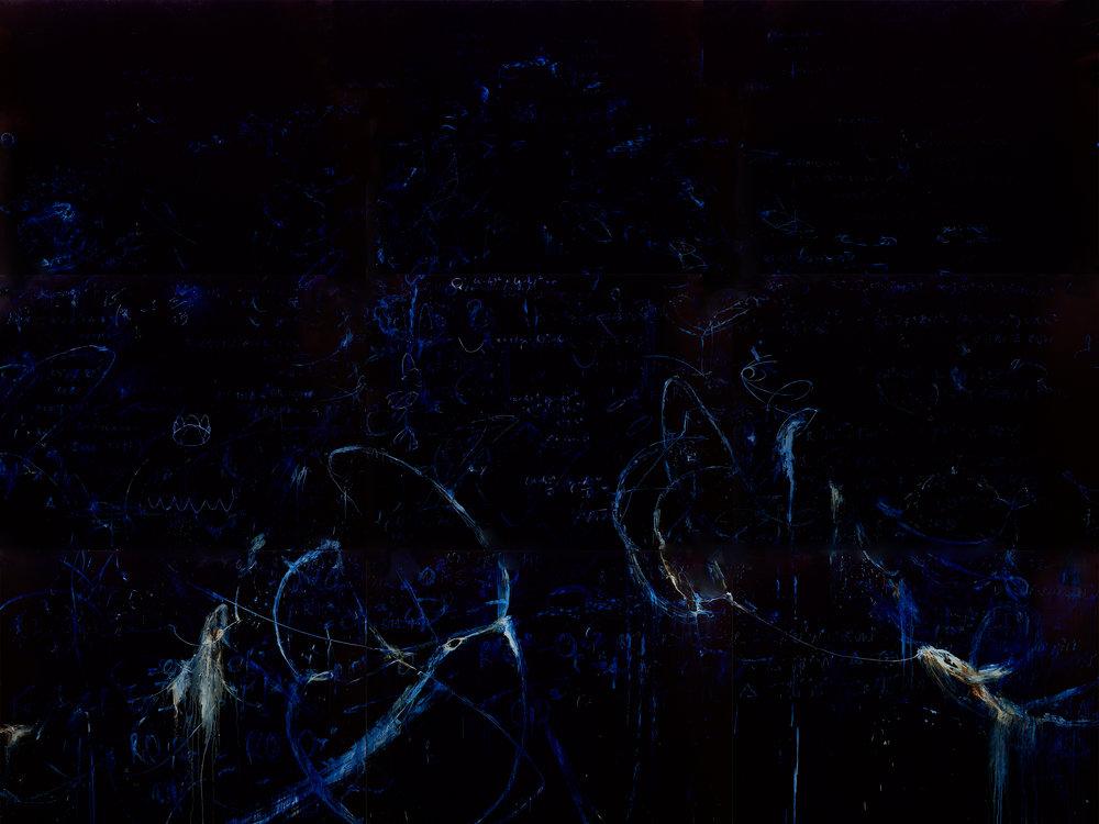 """2018, Conics of Apollonius, 108 x 144"""""""