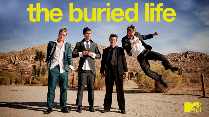 The Buried Life - MTV (Season 1 & 2)