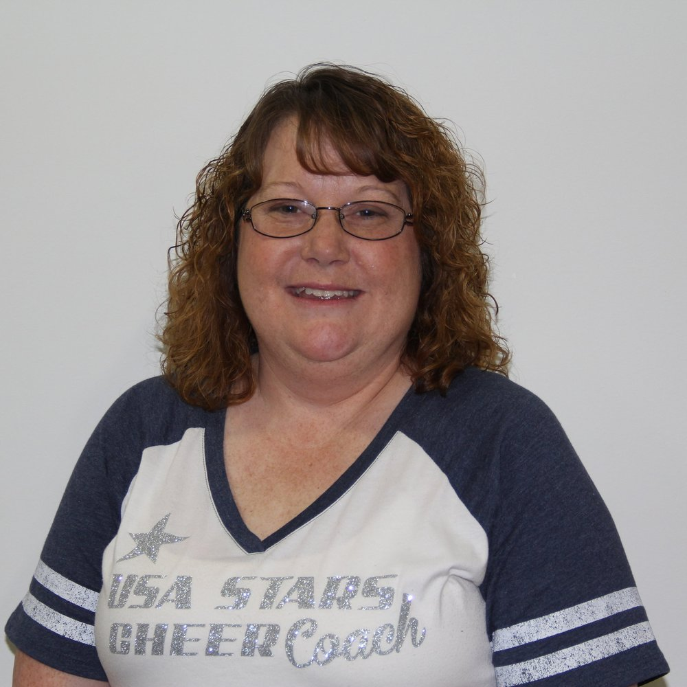 Denise Logan   Director, President, Head Cheer Coach
