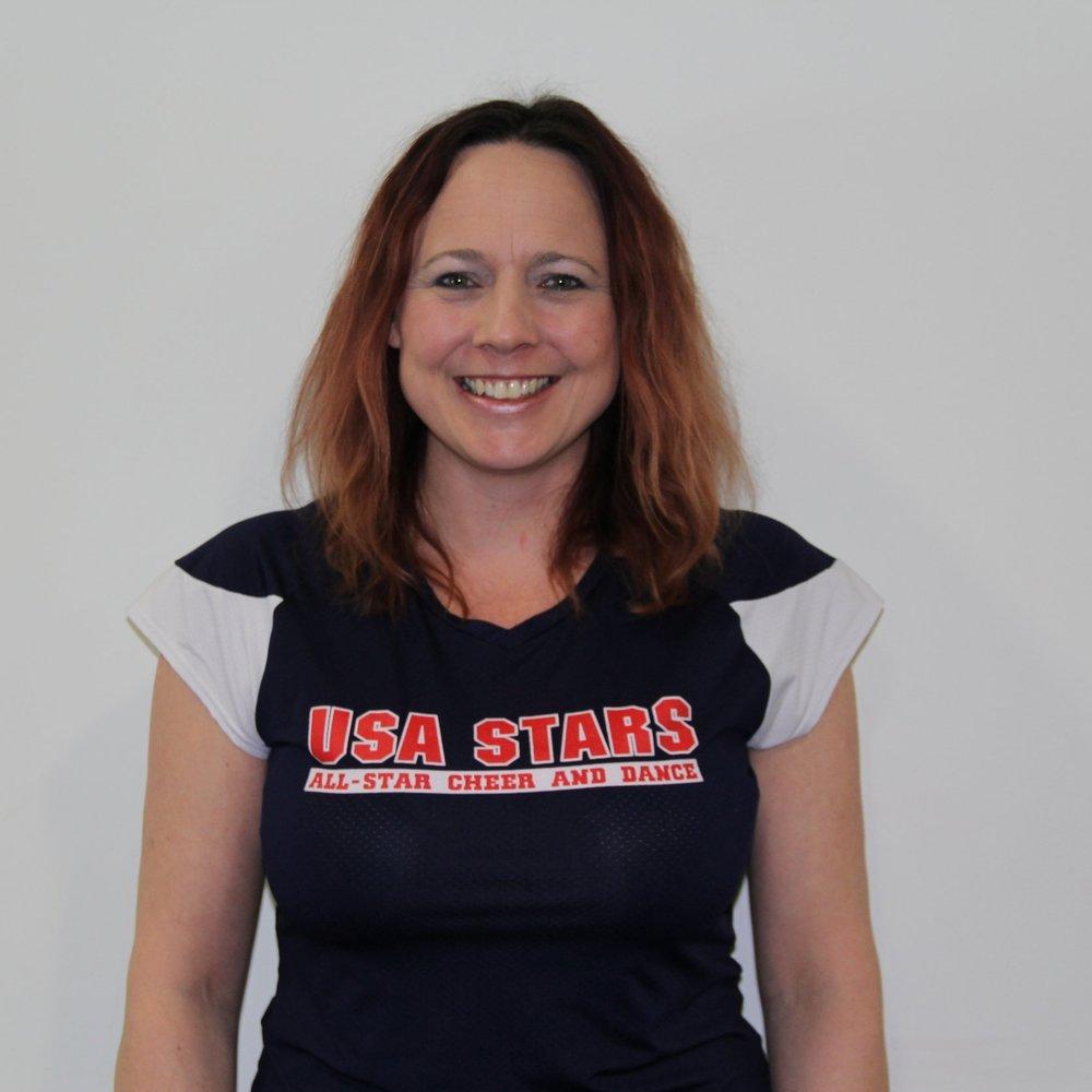 Cassandra VanNuys   Head Dance Coach