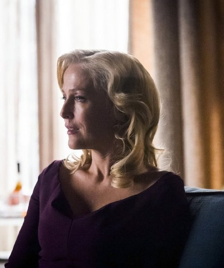 Gillian Anderson as Bedelia DuMaurier