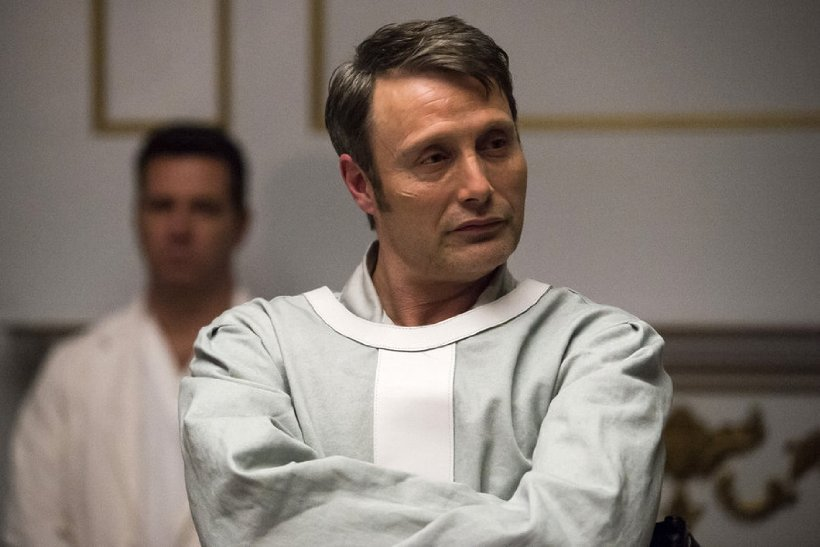 Mikkelsen as Hannibal