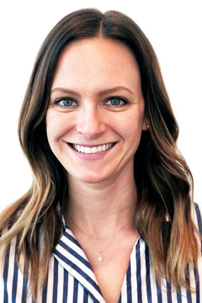 Stephanie Kjorlien, Academic Coach