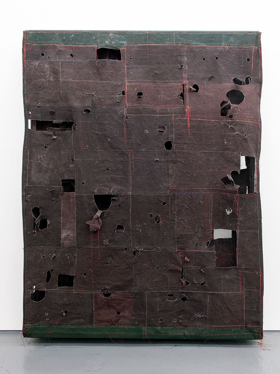 simon-callery-flat-painting-bodfari-15-caput-mortuum-11