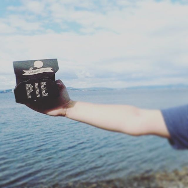 I sea pie! #littleactsofpieness #goodtimeswithpies @pieminister